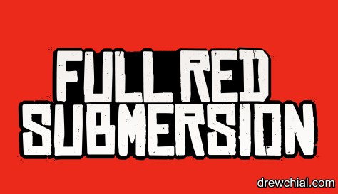 Full Red Submersion