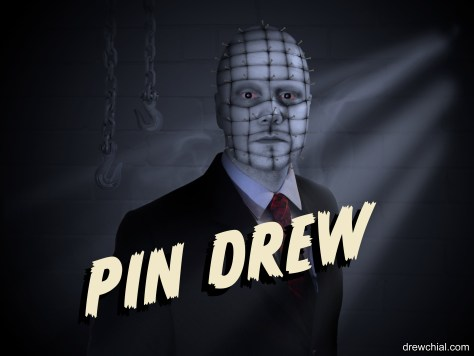 Pin Drew wants to play a game