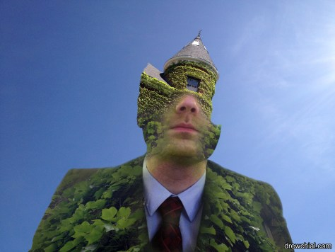 5. Towering Green