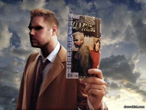 Does NBC's new Constantine series have the bite of the original Hellblazer comics?