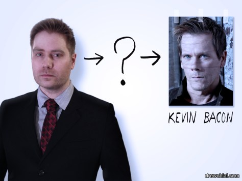 We're all connected to Kevin Bacon, but how?