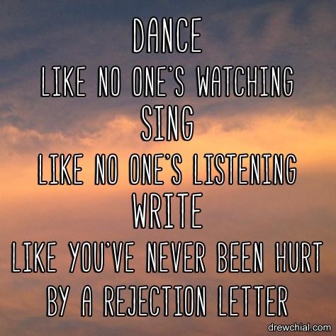 Dance Sing Write