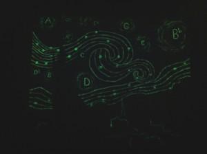 Starry Night Score