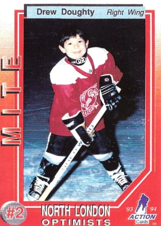 Hockey Card Front