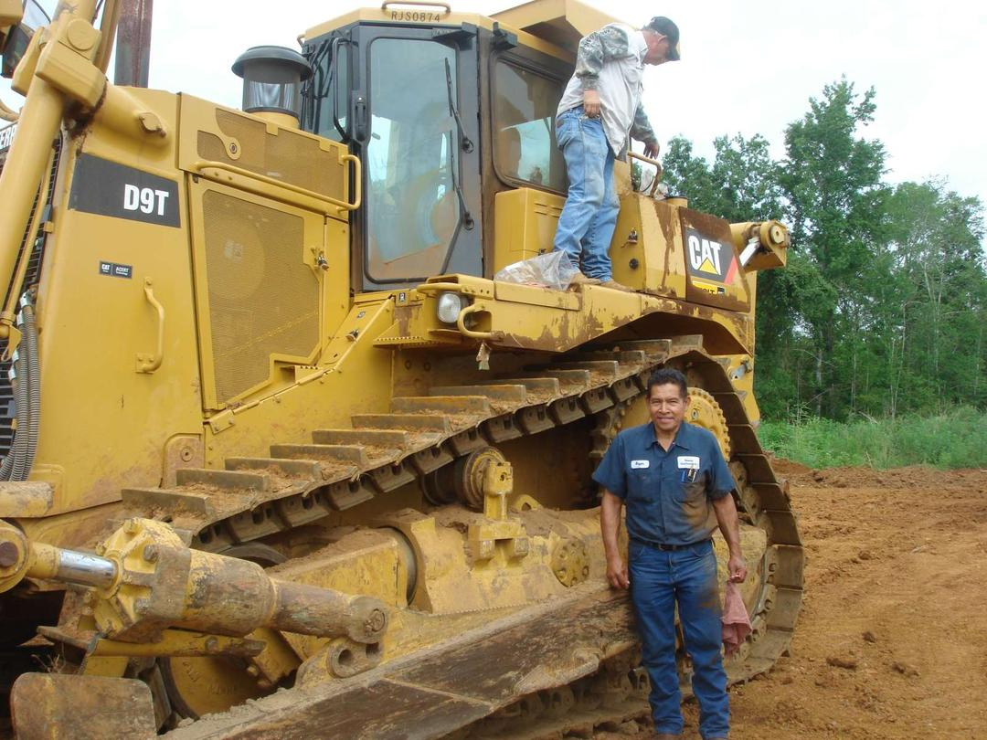 Dozer mechanic and operator