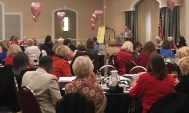 Speaking to the SC Republican Women