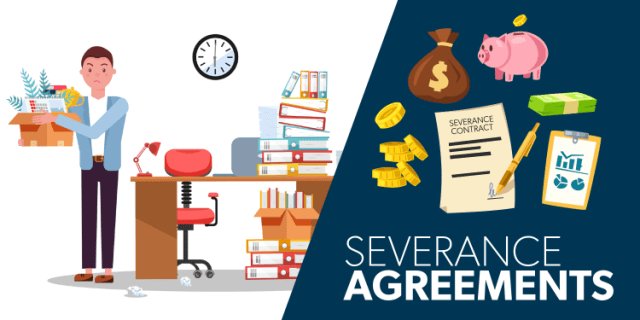 Negotiating Your Severance Package (Image: Drew Lewis)