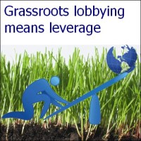 grassroots lobbying