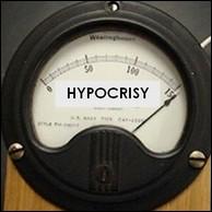free speech hypocrisy