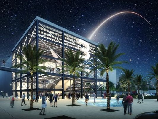 Port Canaveral awards contracts for $153 million cruise terminal project