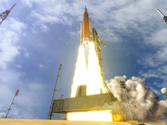 KSC studying commercial options to launch Orion test flight instead of NASA's SLS rocket