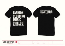 Lee Cooper Retail Design in China :: shop opening tee premium
