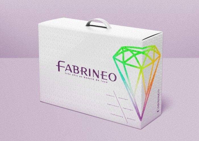 Fabrineo shoes box