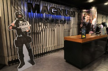 Magnum London :: British Fashion Retail Brand :: customer relationship programme :: human real-sized POP