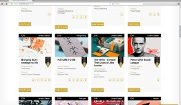 Muse Creative Awards 2019 | Gold recognition | Corporate category | Business Card sub-category (screen capture)