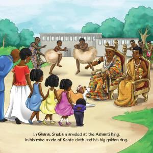 Sheba Africa Page 4 Ghana