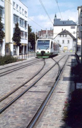市電は1m軌間、DCは標準軌