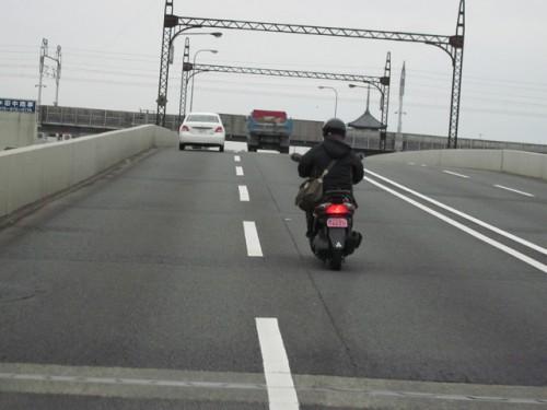 大宮通陸橋遺物