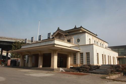 s-13.3.22旧高雄駅舎