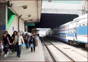 09_ハルピン駅1