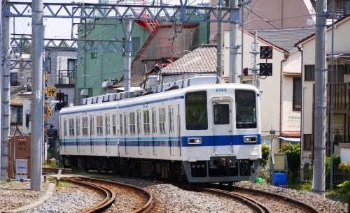 亀戸駅~亀戸水神
