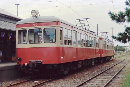 銚子702+701
