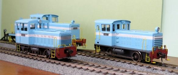 左はDC251、右はDB251
