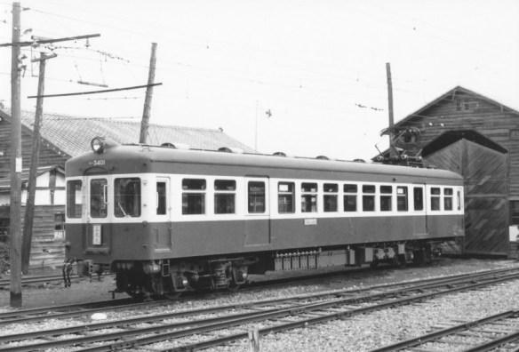 増備車は大型電動車で、後に大型クハを牽引した