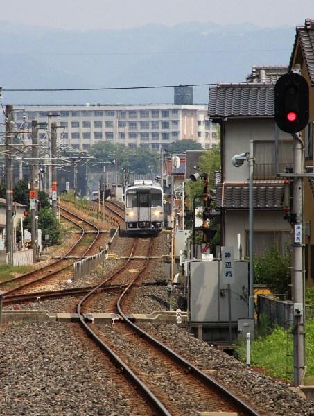 平成25年8月8日 神辺駅