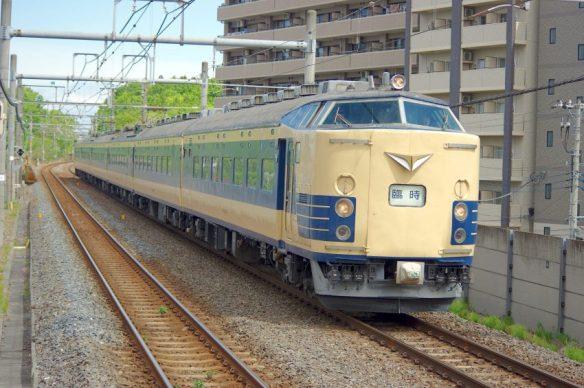 ニコニコ超会議号in武蔵野線東松戸駅その2