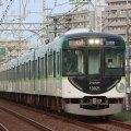 京阪 F0500Z列車 13021F
