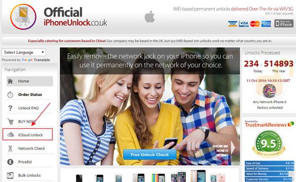 4 Ways to Unlock iCloud Locked iPhone 7 (Plus)/ 6s (Plus)/6s/6 (Plus)/6/5s/5c/5