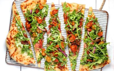 Health Coach Tip – Eat Your Pizza