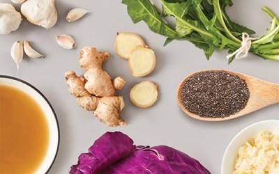7 Gut-Healing Foods