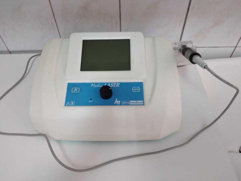 Uredjaj za lasersku akupunkturu