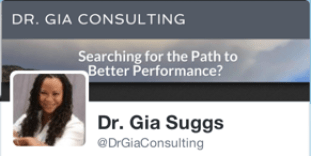Dr. Gia Consulting Twitter