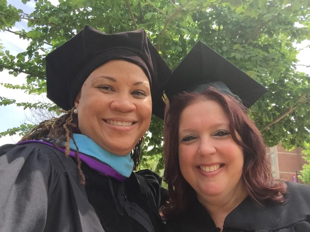 Dr. Gia & Ms. Karen Wright