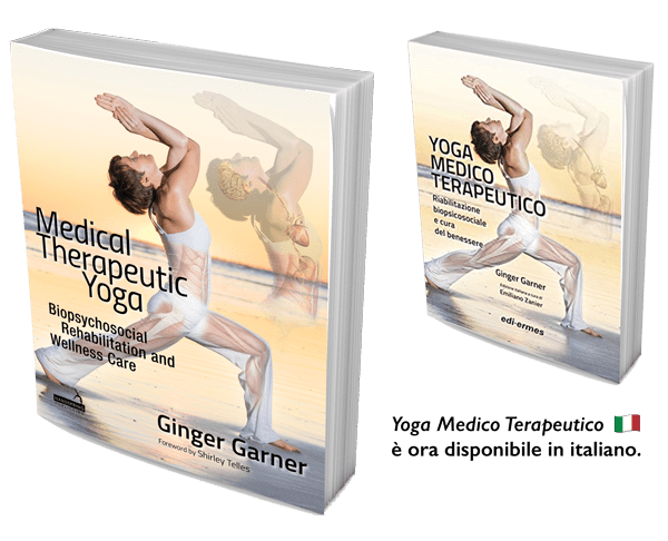 Medical Therapeutic Yoga now available in Italian