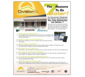 drgli division 7 reli ad design print work