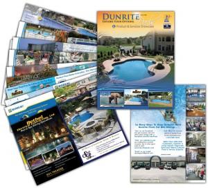 drgli dunrite magazine design print work