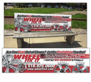 drgli wfi bus shelter design print work
