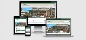 basics landscaping website