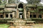 Angkor Wat East Gate