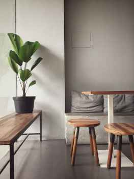 less is more. Be a minimalist