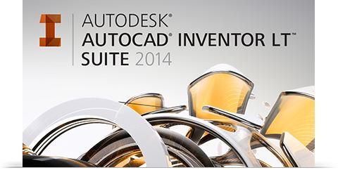 AutoCAD Inventor LT Suite 2014