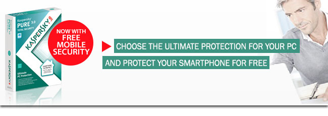 Choose the ultimate protection for your PC and protect your smartphone for free.
