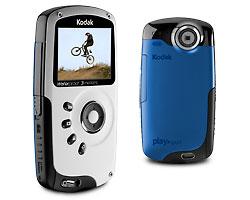 Caméra vidéo KODAK PLAYSPORT / Bleue