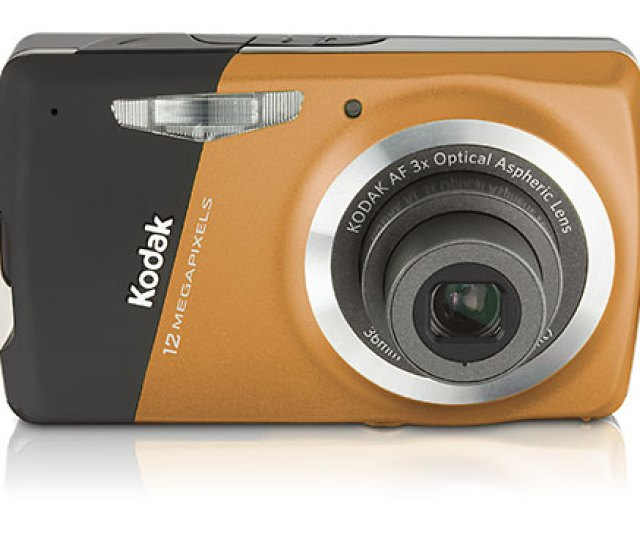Kodak Easyshare M530 Digital Camera M530 Camera Front View