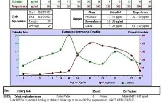 female hormone