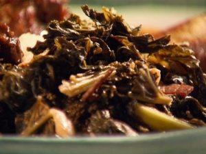 Kale-llaloo Side Dish